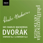 Dvorak: Symphonies Nos 7 and 8