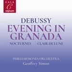 Debussy - Evening in Granada