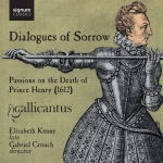 Dialogues of Sorrow: Passions on the Death of Prince Henry (1612)