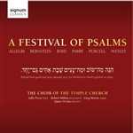 A Festival of Psalms