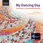 Richard Rodney Bennett - My Dancing Day