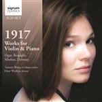 1917 - Works for Violin & Piano
