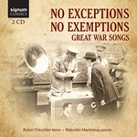 No Exceptions No Exemptions - Great War Songs