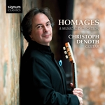 Homages - A Musical Dedication