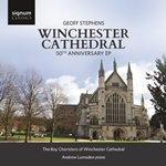 Geoff Stephens - Winchester Cathedral 50th Anniversary EP