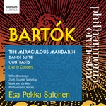 Bartok - The Miraculous Mandarin etc