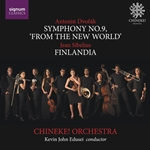 Dvorak - Symphony No.9 'From The New World' / Sibelius - Finlandia