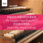 J S Bach - The Complete Organ Works, Vol.3