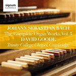 J S Bach - The Complete Organ Works, Vol.5
