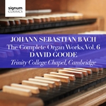 J S Bach - The Complete Organ Works, Vol.6