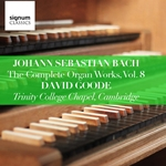 J S Bach - The Complete Organ Works, Vol.8