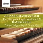 J S Bach - The Complete Organ Works, Vol.9