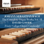 J S Bach - The Complete Organ Works, Vol.11
