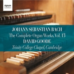 J S Bach - The Complete Organ Works, Vol.13