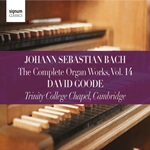 J S Bach; The Complete Organ Works, Vol.4