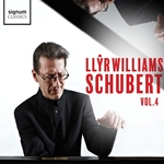 Llyr Williams - Schubert, Vol.4