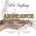 Full to Overflowing - Abundance
