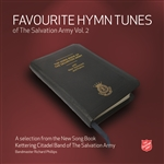 Favourite Hymn Tunes of The Salvation Army Vol.2