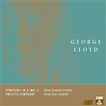 Select Works for Orchestra by George Lloyd