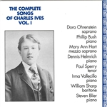 Complete Songs of Charles Ives, Vol. 1