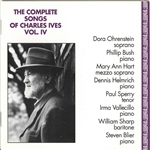 Complete Songs of Charles Ives, Vol. 4