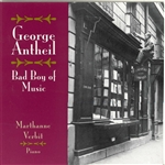 Piano Music of George Antheil