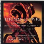 Orchestral Music of Thomas Ludwig