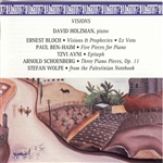 Piano Music by Jewish Composers