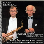 Music for Saxophone Inspired by Sigurd Rascher