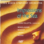 Orchestral Works Performed by the Long Beach Symphony