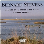Chamber Music of Bernard Stevens
