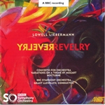 Orchestral Works by Lowell Liebermann