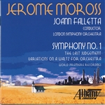 Orchestral Music by Jerome Moross Performed by the London Symphony Orchestra