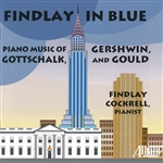 Works for Solo Piano by Gershwin, Gottschalk and Gould