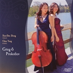 Xiao-Dan Zheng and Clara Yang Play Grieg and Prokofiev