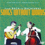Select Works for Cello and Guitar
