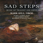 Compositions for oboe performed by Mark Hill