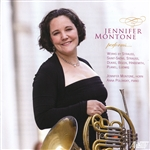 Jennifer Montone Performs Classical and Contemporary Works for Horn