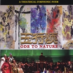 Blu-Ray DVD and audio CD of theatrical symphonic poem by Chinese composer