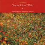 Choral music by American composer Don Walker
