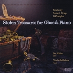 Arrangements of famous sonatas for oboe and piano