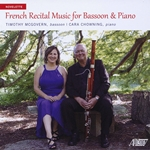 Novelette: French Recital Music for Bassoon & Piano