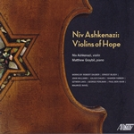 Works on Jewish themes performed on a violin used during the Holocaust