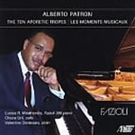 Works for piano by Italian composer Alberto Patron