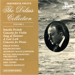 The Delius Collection - Vol 2