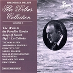 The Delius Collection - Vol 3
