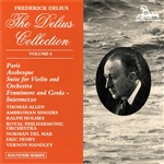 The Delius Collection - Vol 6