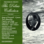 The Delius Collection - Vol 7