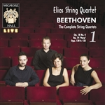 Beethoven - The Complete String Quartets Vol.1