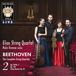 Beethoven - The Complete String Quartets, Volume 2